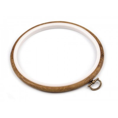Vyšívací kruh Flexi 16 cm