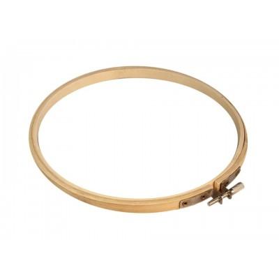 Vyšívací kruh drevený Ø15cm
