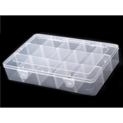 Zásobník plastový 55x160x275mm