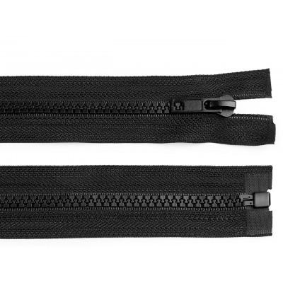 Kostený zips šírka 5 mm dĺžka 120 cm bundový