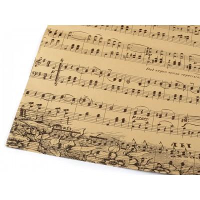 Dekoračný papier obojstranný 50x75 cm