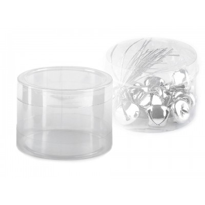 Plastová krabička okrúhla Ø74 mm