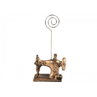 Stojan na vizitky / menovka šijací stroj