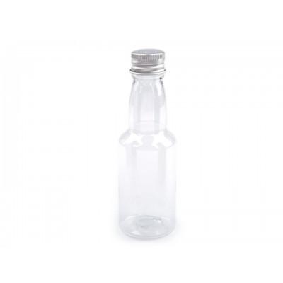 Plastová fľaštička so šrubovacím vekom