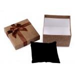 Krabička darčeková na hodinky 9x9 cm
