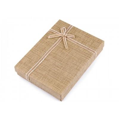 Krabička na šperky 12x16 cm