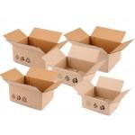 Kartónová krabica mix 5ks