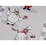 Bavlnené vaflové piké kuchár